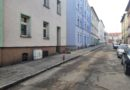 Ulica Mickiewicza przypomina o swoim istnieniu
