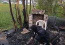 Altana na Koziarni spłonęła. Szukają sprawcy