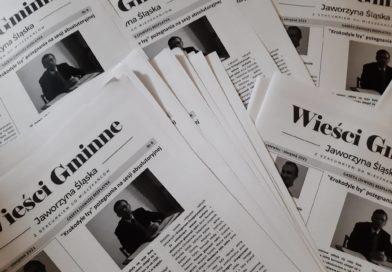 Ósmy numer Wieści w wersji papierowej [PDF]